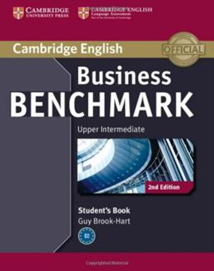 Picture of BUSINESS BENCHMARK UPPER INTERMEDIATE BUSINESS VANTAGE STUDENTS BOOK - 2ND ED