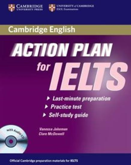 Picture of ACTION PLAN FOR IELTS SELF-STUDY PACK ACADEMIC MODULE