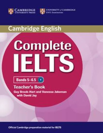 Picture of CAMBRIDGE ENGLISH COMPLETE IELTS BANDS 5-6.5 TB