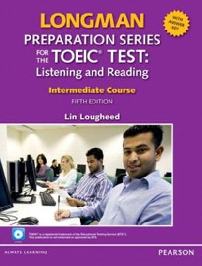 Picture of LONGMAN PREPARATION SERIES FOR THE TOEIC TEST LISTENING AND READING INTERMEDIATE - 5TH ED