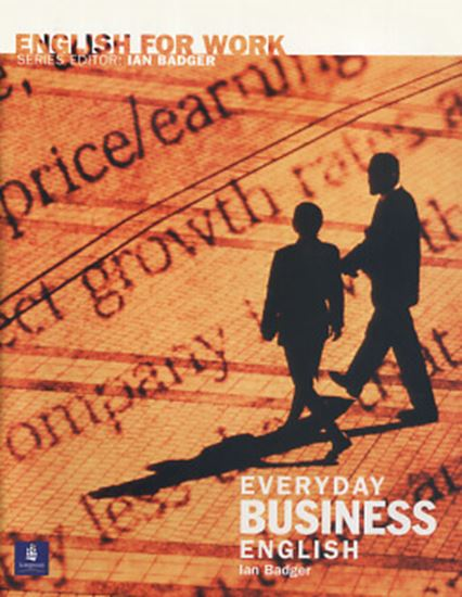 Picture of EVERYDAY BUSINESS ENGLISH