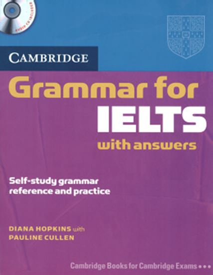 Picture of CAMBRIDGE GRAMMAR FOR IELTS  WITH ANSWER + AUDIO-CD