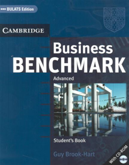 Picture of BUSINESS BENCHMARK ADVANCED BULATS STUDENT´S BOOK WITH CD-ROM