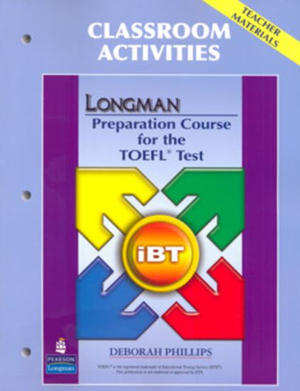Picture of LONGMAN PREPARATION COURSE FOR THE TOEFL CLASSROM ACTIVITES TB