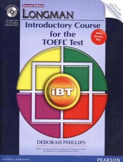 Picture of INTRODUCTORY COURSE FOR THE TOEFL TEST - 2ND EDITION