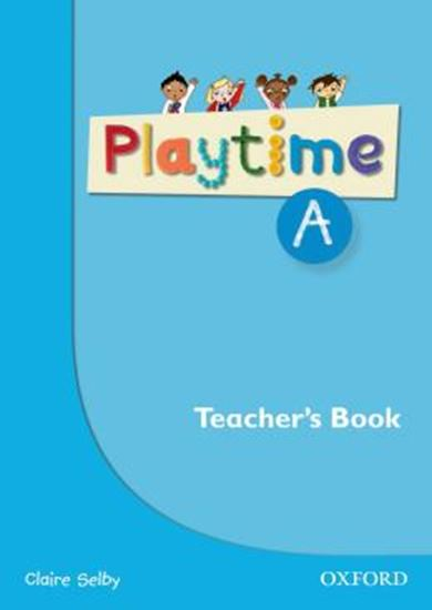 Picture of PLAYTIME A TEACHER´S BOOK
