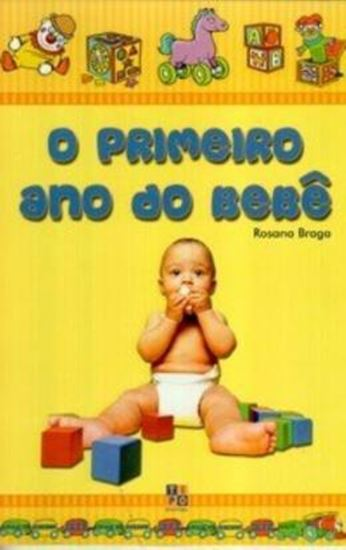 Picture of PRIMEIRO ANO DO BEBE, O