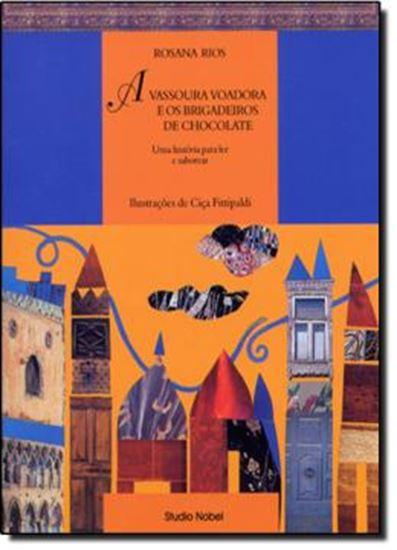 Picture of VASSOURA VOADORA E OS BRIGADEIROS DE CHOCOLATE, A