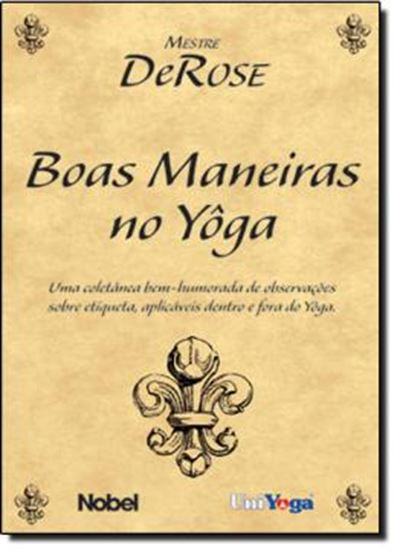 Picture of BOAS MANEIRAS NO YOGA