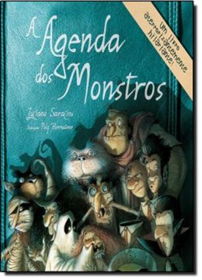 Picture of AGENDA DOS MONSTROS, A