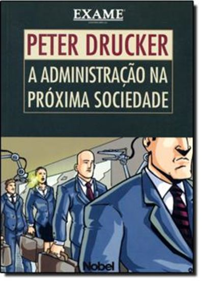 Picture of ADMINISTRACAO NA PROXIMA SOCIEDADE