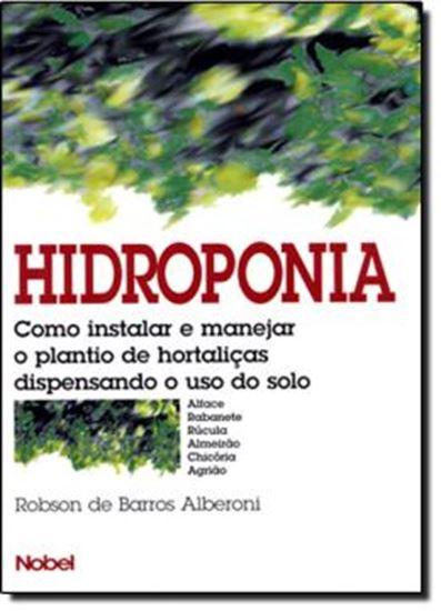 Picture of HIDROPONIA: COMO INSTALAR E MANEJAR O PLANTIO
