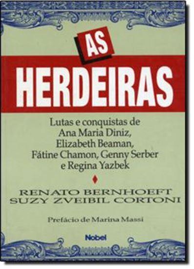 Picture of HERDEIRAS: LUTAS E CONQUISTAS DE ANA MARIA DINIZ