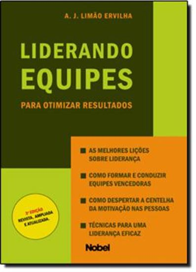 Picture of LIDERANDO EQUIPES PARA OTIMIZAR RESULTADOS: 3 ED.