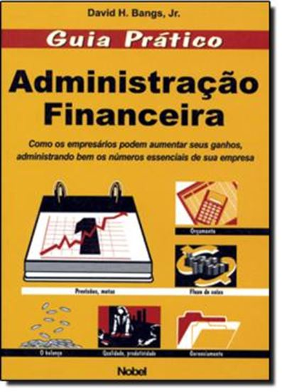 Picture of GUIA PRATICO: ADMINISTRACAO FINANCEIRA