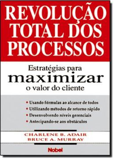 Picture of REVOLUCAO TOTAL DOS PROCESSOS