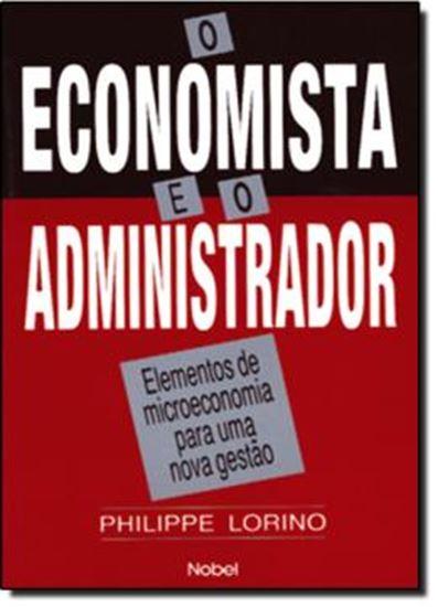 Picture of ECONOMISTA E O ADMINISTRADOR, O
