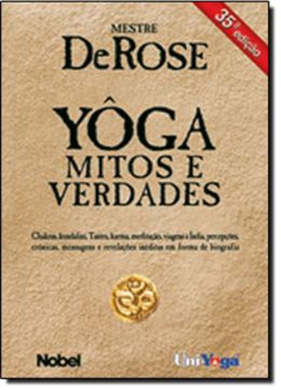 Picture of YOGA MITOS E VERDADES