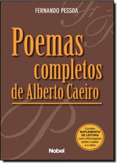 Picture of POEMAS COMPLETOS DE ALBERTO CAEIRO