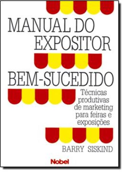 Picture of MANUAL DO EXPOSITOR BEM SUCEDIDO