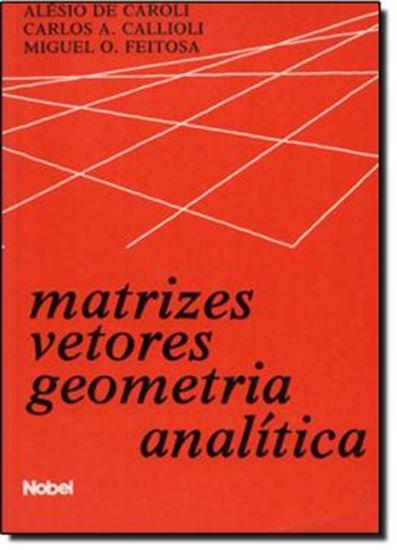 Picture of MATRIZES VETORES GEOMETRIA ANALITICA