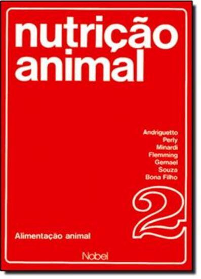 Picture of NUTRICAO ANIMAL: ALIMENTACAO ANIMAL - VOL 2