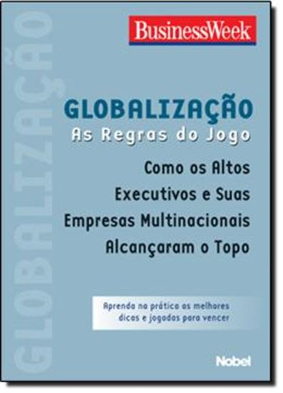 Picture of GLOBALIZACAO: AS REGRAS DO JOGO