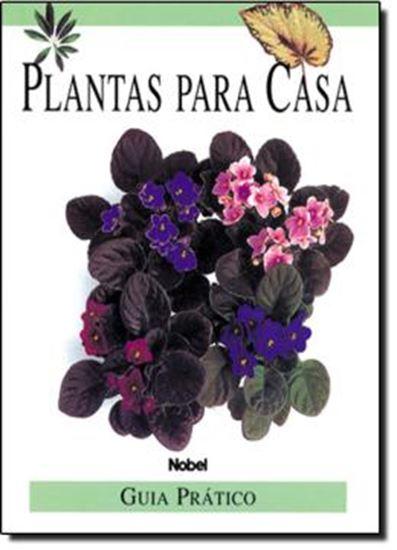Picture of PLANTAS PARA CASA   GUIA PRATICO