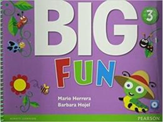 Picture of BIG FUN 3 SB WITH CD-ROM