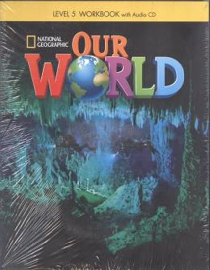 Picture of OUR WORLD 5 WB WITH AUDIO CD