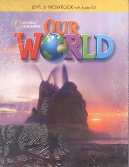Picture of OUR WORLD 6 WB WITH AUDIO CD