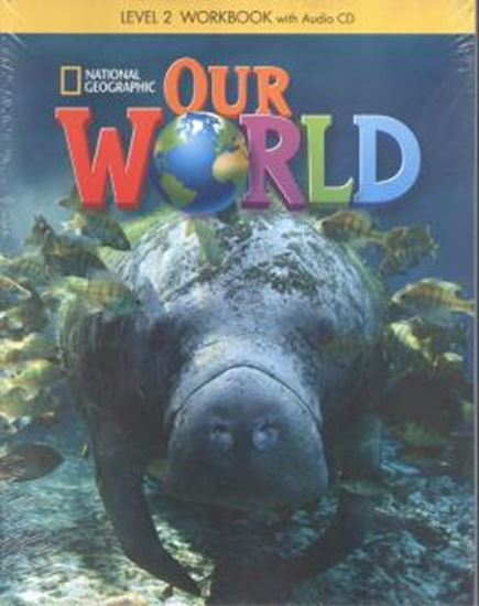Picture of OUR WORLD 2 BRE - WORKBOOK WITH AUDIO CD