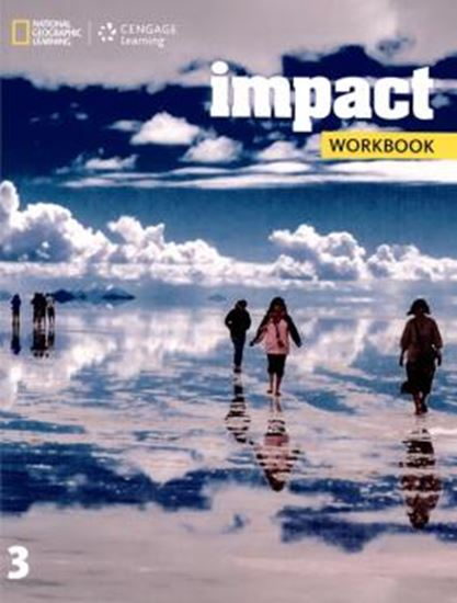 Picture of IMPACT 3 WB - AMERICAN - 1ST ED