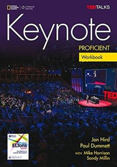 Picture of KEYNOTE PROFICIENT WB WITH AUDIO CD - BRITISH