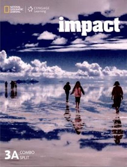 Picture of IMPACT 3A COMBO SPLIT - AMERICAN - 1ST ED