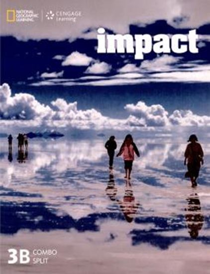 Picture of IMPACT 3B COMBO SPLIT - AMERICAN - 1ST ED