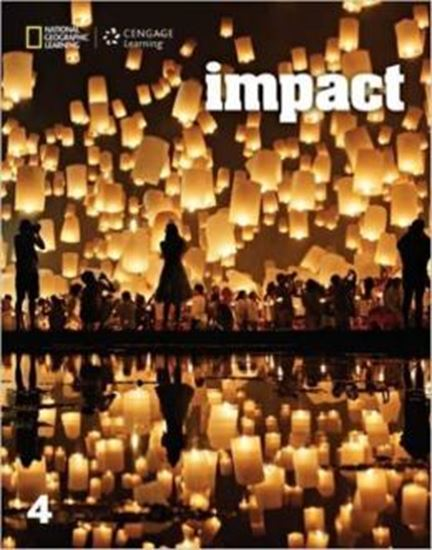 Picture of IMPACT 4 SB - AMERICAN - 1ST ED