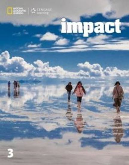 Picture of IMPACT 3 SB - AMERICAN - 1ST ED