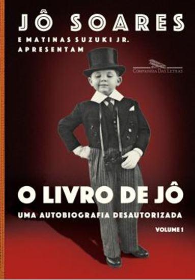Picture of LIVRO DE JO, O - UMA AUTOBIOGRAFIA DESAUTORIZADA - VOL. 1