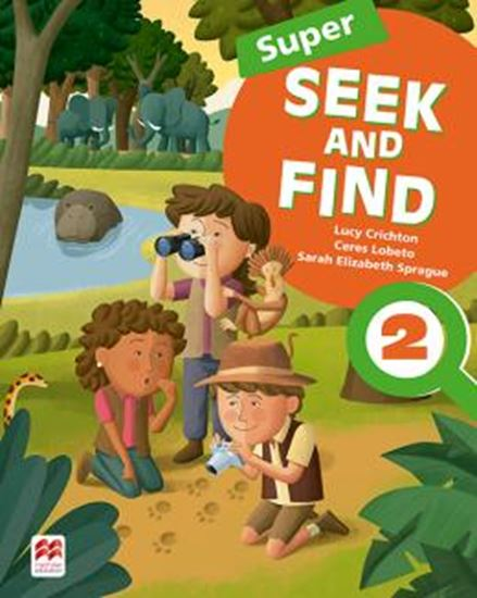 Picture of SUPER SEEK AND FIND 2 SB AND DIGITAL PACK - 2ND ED