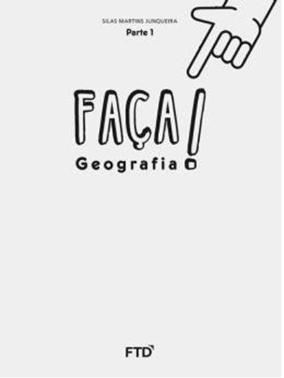 Picture of CONJUNTO FACA GEOGRAFIA - 2º ANO