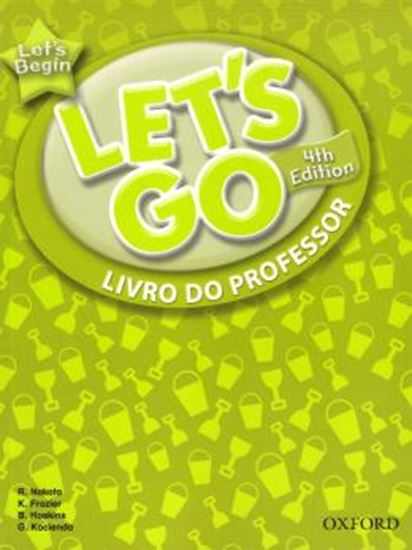Picture of LETS GO BEGIN TEACHERS BOOK - FOURTH EDITION