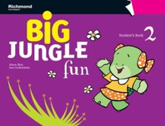 Picture of BIG JUNGLE FUN 2 SB + MULTI-ROM + POP-OUTS + STICKERS
