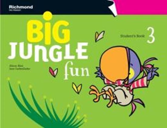 Picture of BIG JUNGLE FUN 3 - SB + MULTIROM + POP-OUTS + STICKERS