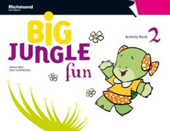 Picture of BIG JUNGLE FUN 2 ACTIVITY BOOK