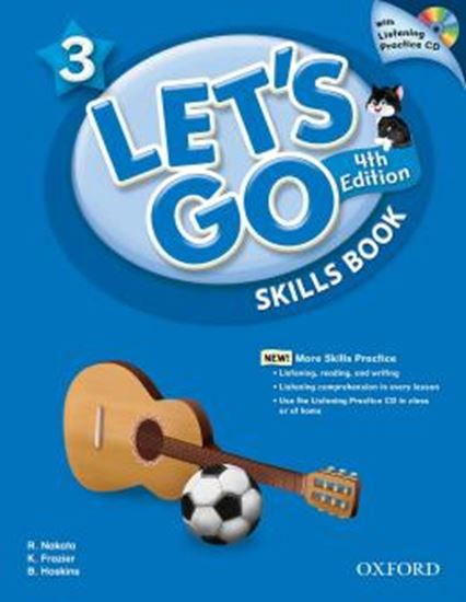 Picture of LETS GO 3 SKILLS BOOK PACK - 4TH ED