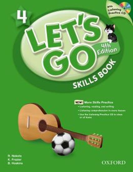 Picture of LETS GO 4 SKILLS BOOK PACK - 4TH ED