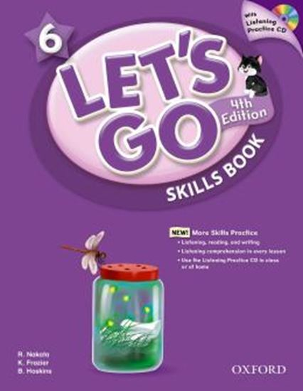 Picture of LETS GO 6 SKILLS BOOK PACK - 4TH ED