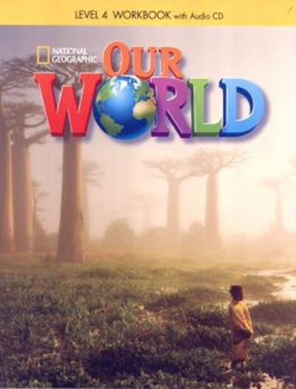 Picture of OUR WORLD 4 WB WITH AUDIO CD