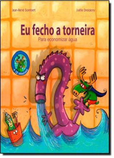 Picture of EU FECHO A TORNEIRA